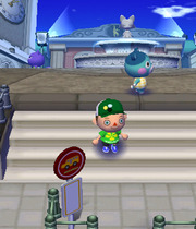 Animal Crossing: City Folk Boxart
