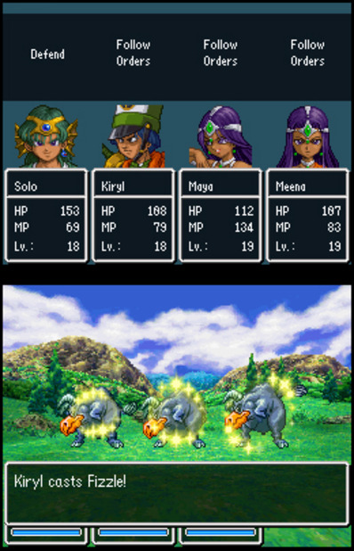 DRAGON QUEST IV: Chapters of the Chosen - Feature