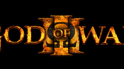 God of War III Logo - 1007966