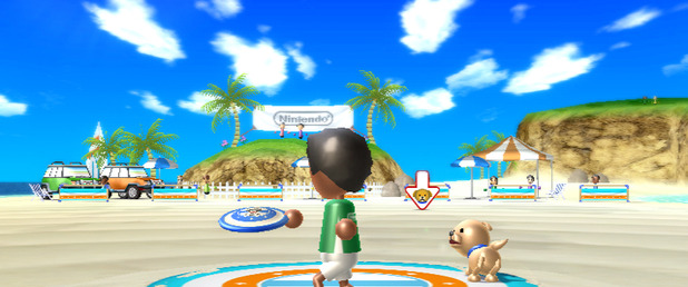 Wii Sports Resort - Feature