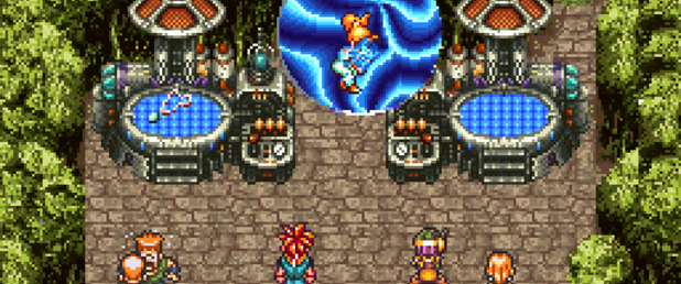 Chrono Trigger - Feature
