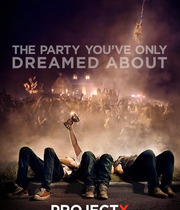 Project X (2012) Boxart