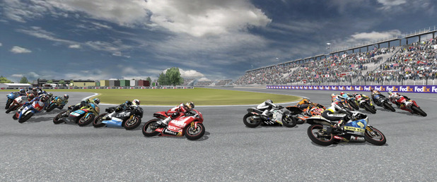 MotoGP 08 - Feature