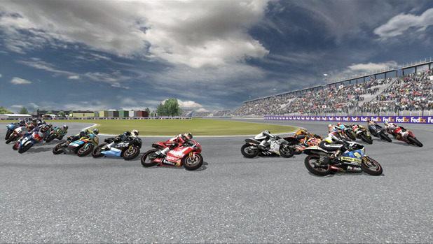 MotoGP 08 Screenshot - 1009484