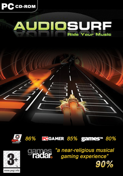 Audiosurf - Feature