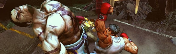 Street Fighter X Tekken  - 1012477