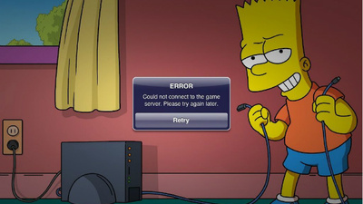 The Simpsons Arcade Game Screenshot - 1012907