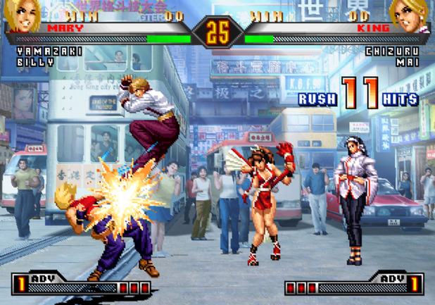 The King of Fighters '98 Ultimate Match Screenshot - 1013081