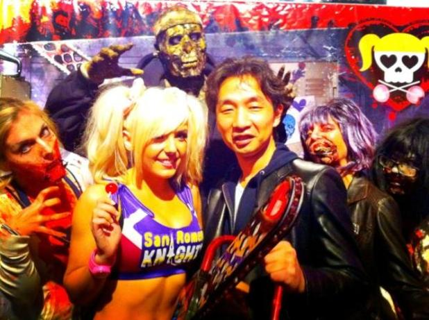 Lollipop Chainsaw Screenshot - 1013086