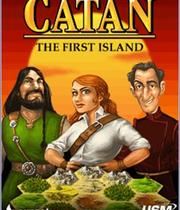 Catan - The First Island Boxart