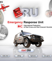 The Red Cross Game: Emergency Response Unit Boxart