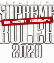 Supreme Ruler 2020: Global Crisis Boxart