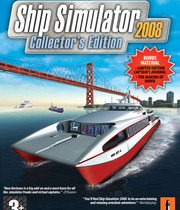 Ship Simulator 2008 Collector's Edition Boxart
