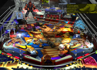 Super Street Fighter II Turbo Pinball FX Image