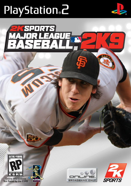 Major League Baseball 2K9 Packshot - 1014816