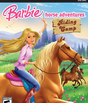Barbie Horse Adventures: Riding Camp Boxart