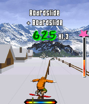 Amped 2 Snowboarding Boxart