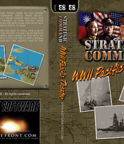 Strategic Command WWII Pacific Theater Boxart