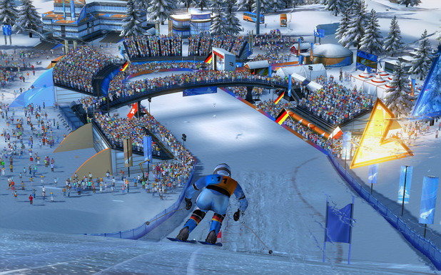 Winter Sports 2: The Next Challenge Screenshot - 1016231