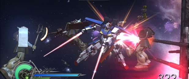DYNASTY WARRIORS: GUNDAM 2 - Feature