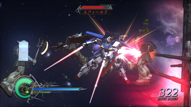 DYNASTY WARRIORS: GUNDAM 2 Screenshot - 1017182