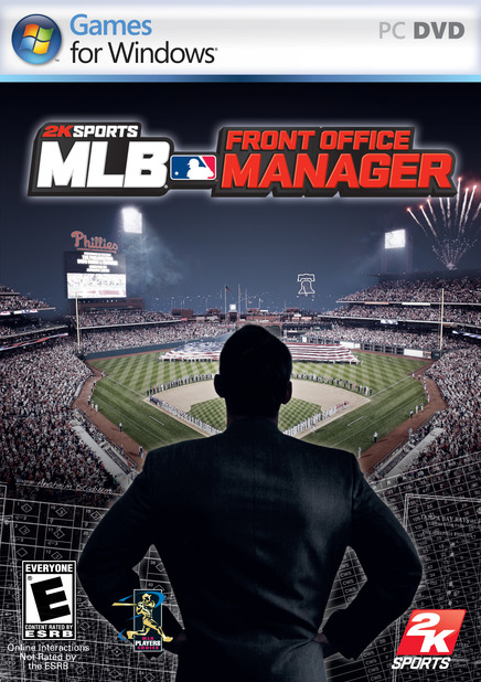 MLB Front Office Manager Packshot - 1017249