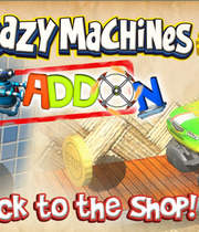 Crazy Machines 2 Add-On Boxart