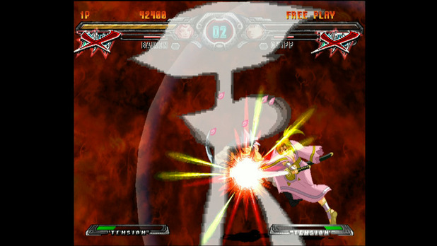 Guilty Gear XX Accent Core Plus Screenshot - 1018022