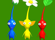 NEW PLAY CONTROL! Pikmin Image
