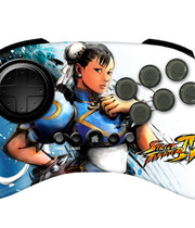 Official Street Fighter IV FightPad Boxart