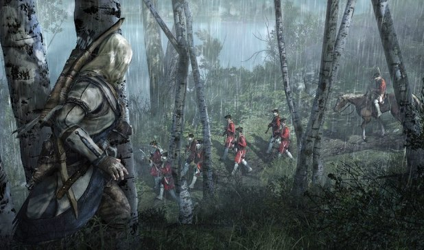 Assassin's Creed III  - 1019262