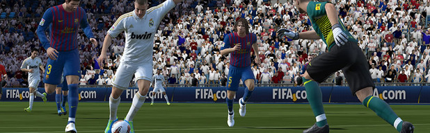 FIFA Soccer (Vita) Image