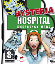 Hysteria Hospital: Emergency Ward Boxart