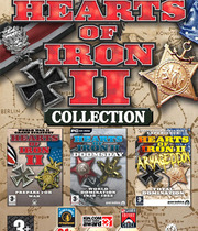 Hearts of Iron II Collection Boxart