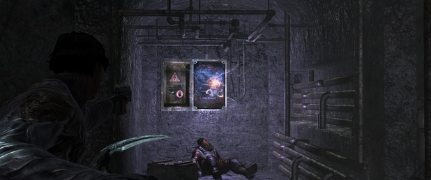 Dark Sector - Feature