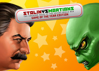 Stalin vs Martians Image