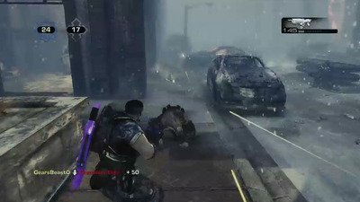 Gears of War 3  - 1021624