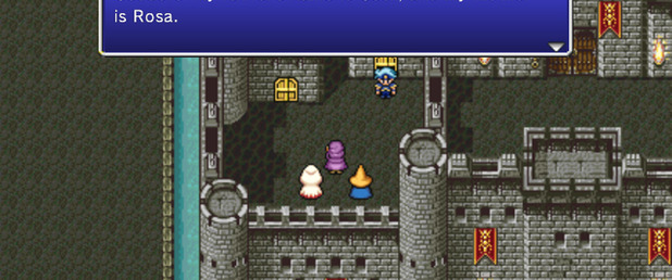 FINAL FANTASY IV: THE AFTER YEARS - Feature