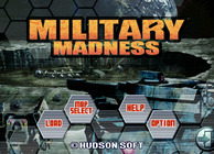 Military Madness Image