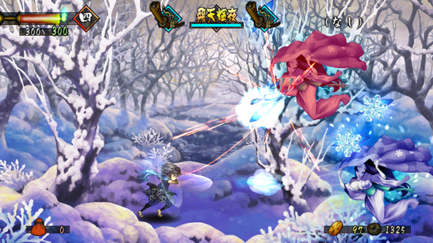 Muramasa: The Demon Blade Screenshot - 1023797
