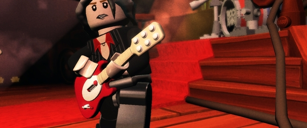 LEGO Rock Band - Feature