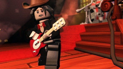 LEGO Rock Band Screenshot - 1024070