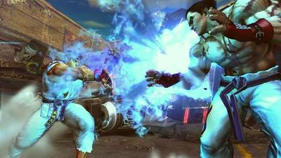 Street Fighter X Tekken Screenshot - 1024385