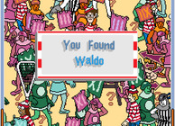 Where's Waldo? Image