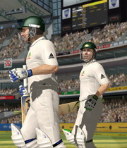 Ashes Cricket 2009 Boxart
