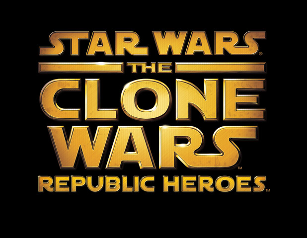 Star Wars The Clone Wars: Republic Heroes Logo - 1025065