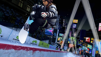 Shaun White Snowboarding: World Stage Screenshot - 1025330