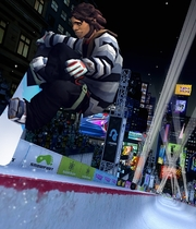 Shaun White Snowboarding: World Stage Boxart
