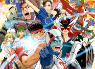 Tatsunoko vs. Capcom: Ultimate All-Stars Image