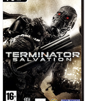 Terminator Salvation - The Videogame Boxart